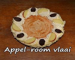 Appel-Room Vlaai
