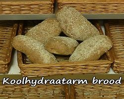 Koolhydraatarm Brood